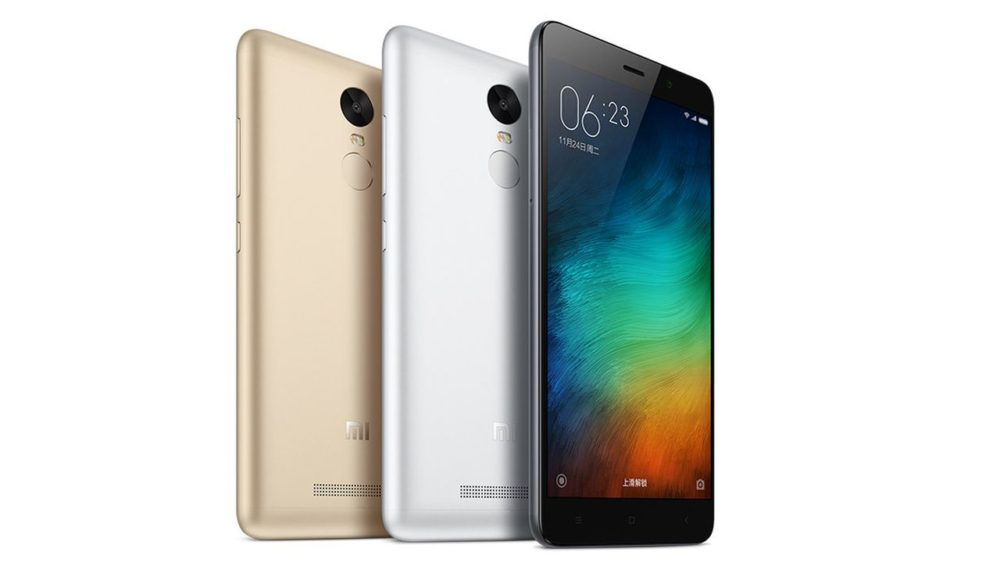 Redmi Note 3 ₹12,000
