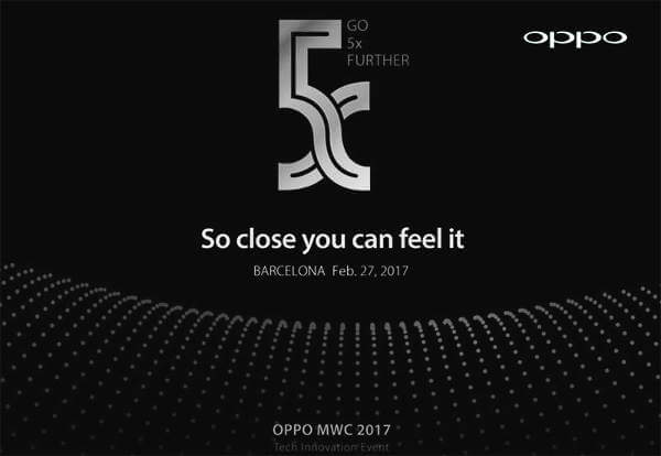 OPPO MWC 2017