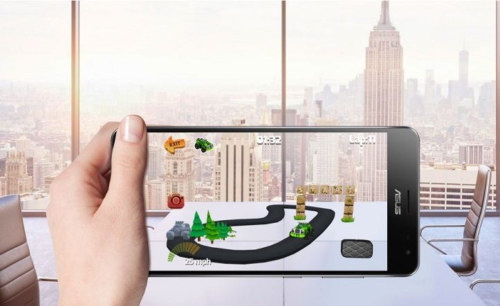 Playing Game on table with Augmented Reality
