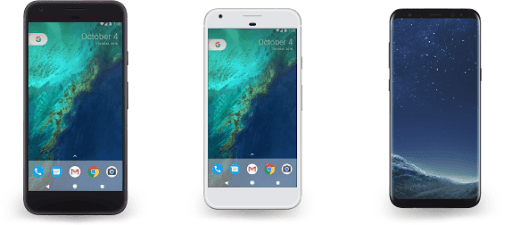 Google ARCore will arrive to these device first