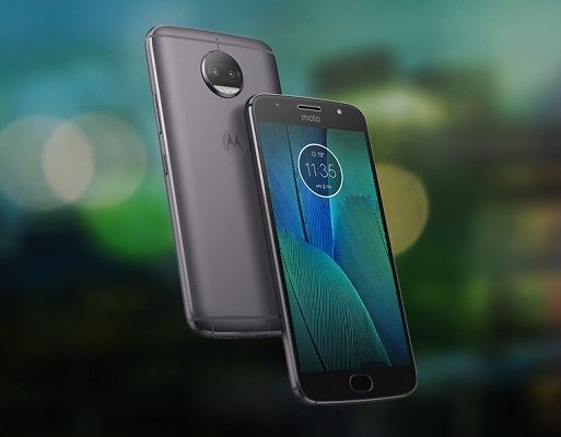 Moto G5S Plus (5th Generation, Special edition)