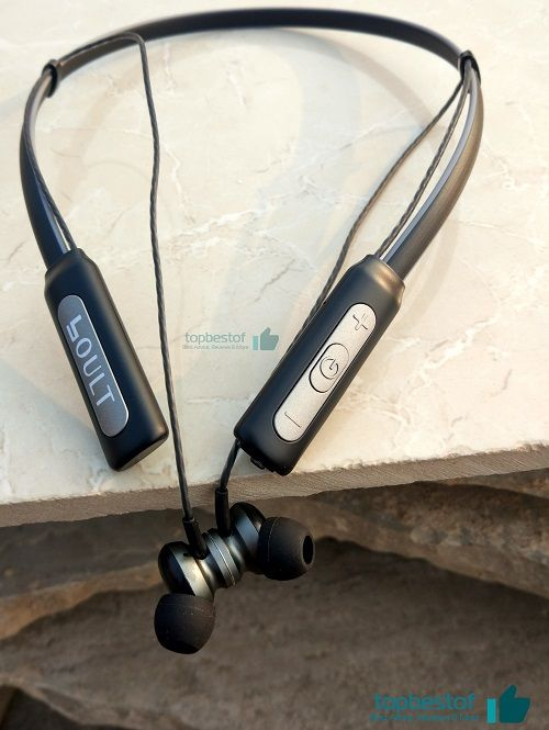 Boult Audio Curve Neckband Wireless Bluetooth