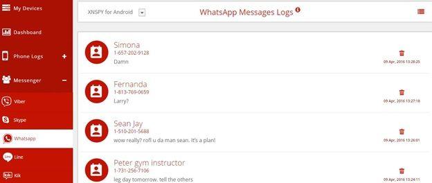 xnspy app check Whatsapp messenger -review topbestof
