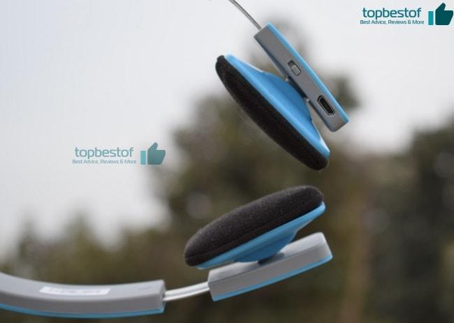 Envent Boombud bluetooth headphone review topbestof 3