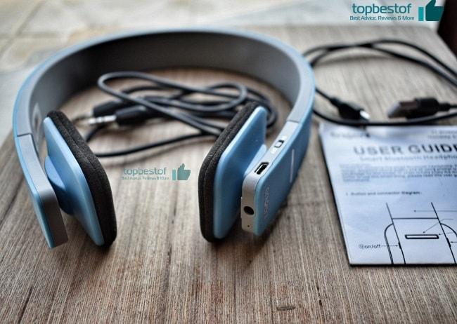 Envent Boombud bluetooth headphone review topbestof 5