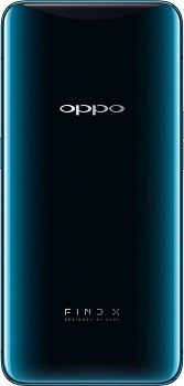 Oppo Find X Back