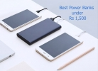 Top 5 Best Power bank under 1500 Rs in India- May 2018 [Expert Pick]