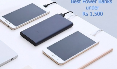 Top 5 Best Power bank under 1500 Rs in India- June 2018 [Expert Pick]